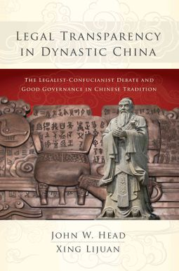Legal Transparency in Dynastic China