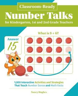 Classroom-Ready Number Talks for Kindergarten, 1st and 2nd Grade Teachers