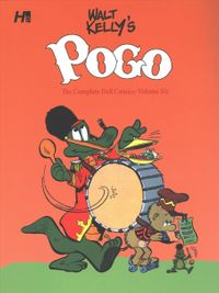 Walt Kelly's Pogo the Complete Dell Comics 6