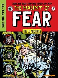 The EC Archives The Haunt of Fear 3