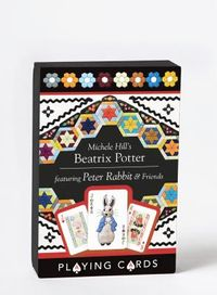 Michele Hill?s Beatrix Potter Playing Cards Single Pack