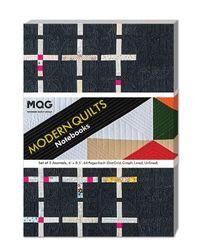 Modern Quilts Notebooks Set