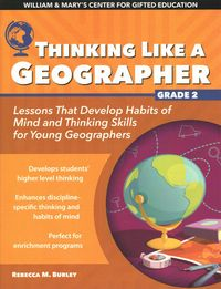 Thinking Like a Geographer, Grade 2