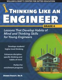 Thinking Like an Engineer, Grade 4