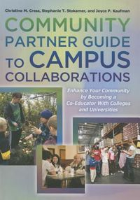 Community Partner Guide to Campus Collaborations