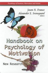 Handbook on Psychology of Motivation