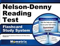 Nelson-denny Reading Test Study System