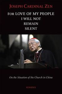 For the Love of My People I Will Not Keep Silent