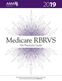 Medicare RBRVS 2019