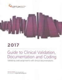 Guide to Clinical Validation, Documentation and Coding 2017