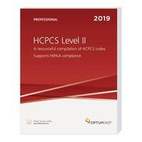 HCPCS Level II Professional 2019