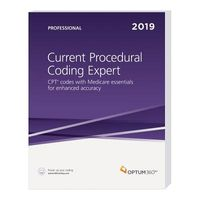 Current Procedural Coding Expert 2019