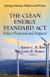 The Clean Energy Standard Act