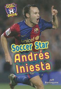 Soccer Star Andres Iniesta