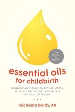 Essential Oils for Childbirth