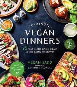30-Minute Vegan Dinners