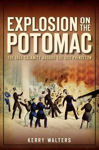 Explosion on the Potomac