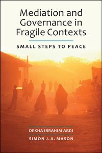 Mediation and Governance in Fragile Contexts