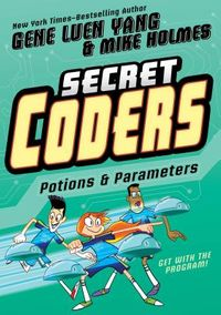 Secret Coders 5 Potions & Paramaters