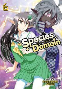 Species Domain 6