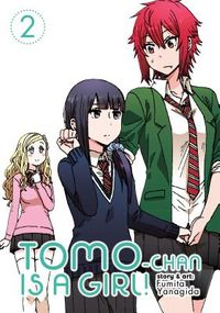 Tomo-Chan Is a Girl! 2