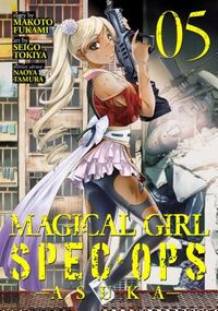 Magical Girl Spec-Ops Asuka 5