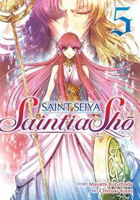 Saint Seiya Saintia Sho 5