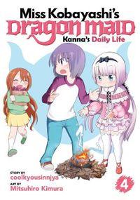 Miss Kobayashi's Dragon Maid Kanna's Daily Life 4