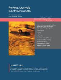 Plunkett's Automobile Industry Almanac 2019