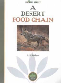 A Desert Food Chain