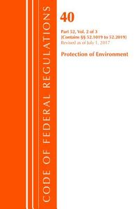 Code of Federal Regulations, Title 40 - Protection of the Environment, 52.1019-52.2019