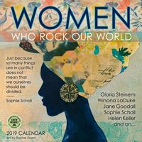 Women Who Rock Our World 2019 Calendar