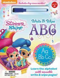 Write & Wipe ABC