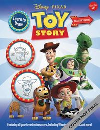 Learn to Draw Disney/Pixar Toy Story