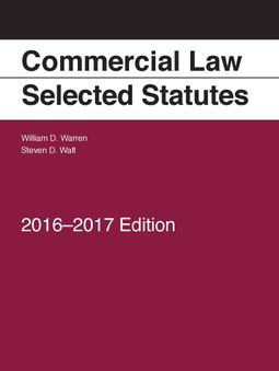 Commercial Law 2017
