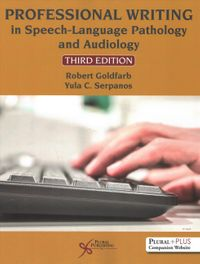 Professional Writing in Speech-Language Pathology and Audiology