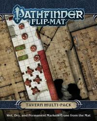 Pathfinder Flip-mat - Tavern Multi-pack