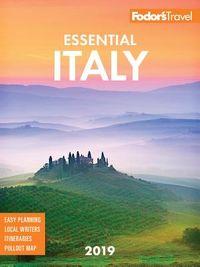 Fodor's 2019 Essential Italy