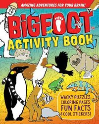 Bigfoot Activity Book