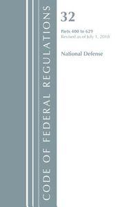 Code of Federal Regulations, Title 32 National Defense 400-629