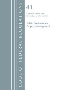 Code of Federal Regulations, Title 41 Public Contracts and Property Management 102-200