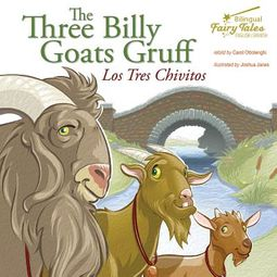 The Three Billy Goats Gruff / Los Tres Chivitos