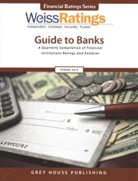 Weiss Ratings Guide to Banks Spring 2019