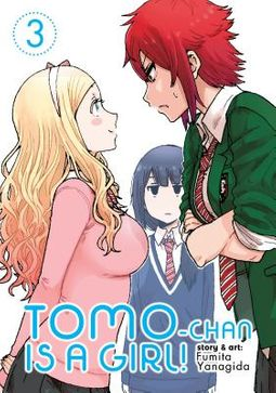 Tomo-Chan Is a Girl! 3
