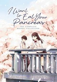 I Want to Eat Your Pancreas Manga 1-2