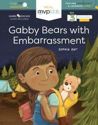 Gabby Bears With Embarrassment