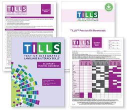 Test of Integrated Language and Literacy Skills (TILLS) Practice Kit