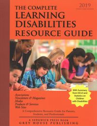 The Complete Learning Disabilities Resource Guide 2019