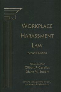 Workplace Harassment Law