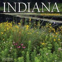 Indiana 2019 Calendar